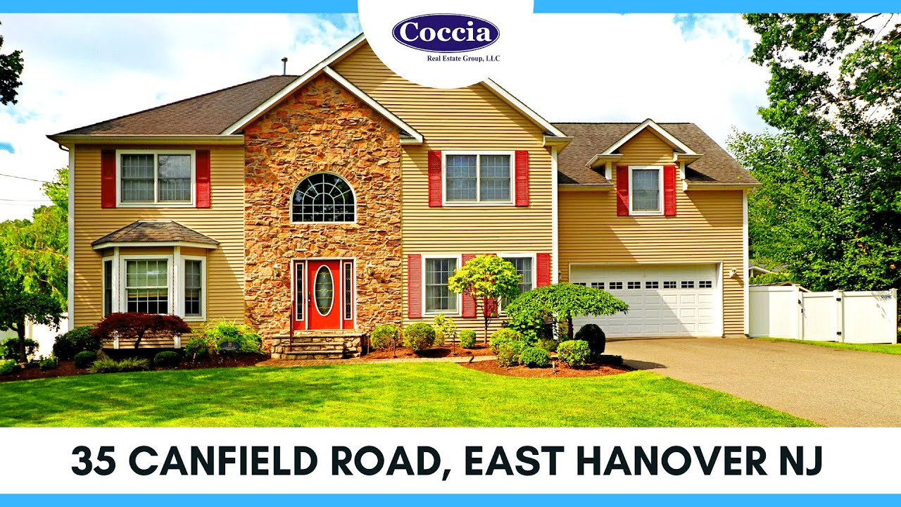 35 Canfield Road | Homes for Sale East Hanover NJ | Morris County