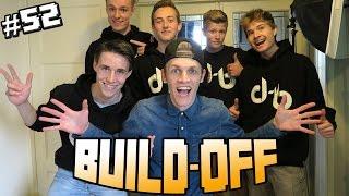 Build Off - BIJ MILAN THUIS! #52