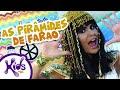 As Pirâmides de Faraó - Aline Barros & Cia 3 (Oficial)