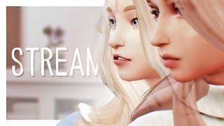 Утренний стрим 🍵  / CAS / The Sims 4