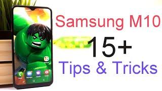 Samsung Galaxy M10 15+ Tips and Tricks