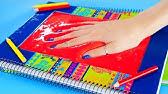 Sneak Stress Toys in Class! DIY Slime, Squishy School Supplies & Pranks!
