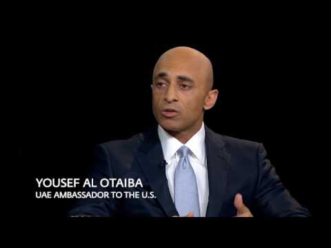 Highlights from Ambassador Yousef Al Otaiba July 26 Interview on the Charlie Rose Show