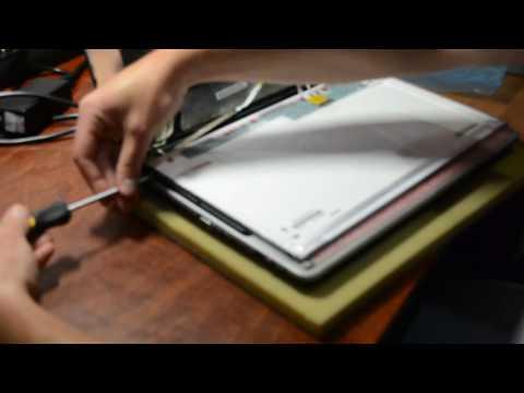 Замена матрицы вместо ламповой на LED на примере Acer EMachines E640G