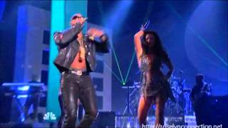 "Roselyn Sanchez and Flo Rida ""I Cry"" (Alma Awards 2012)"