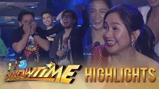 It's Showtime PUROKatatawanan: Mariel and Jhong joke about Cardo Dalisay's unlimited lives