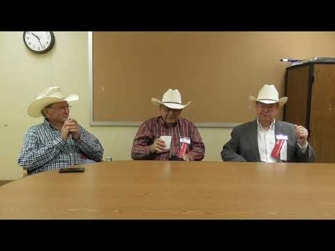 Charles Walker, Joe Don Brooks, Jerry Pate Long: Memories of Cottle County Texas