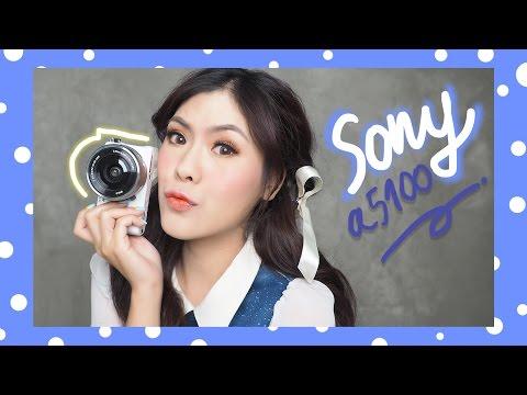 REVIEW sony a5100 กล้องยอดฮิตของ beauty blogger | icepadie