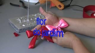Como usar sua maquina de fazer laços simples
