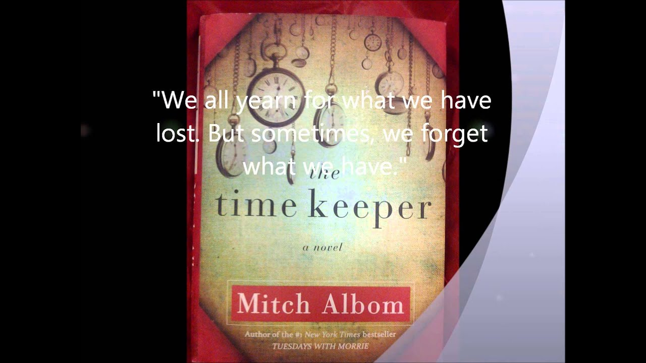 The Time Keeper - Wikipedia