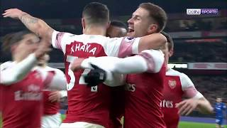 Arsenal 2-0 Chelsea Match Highlights