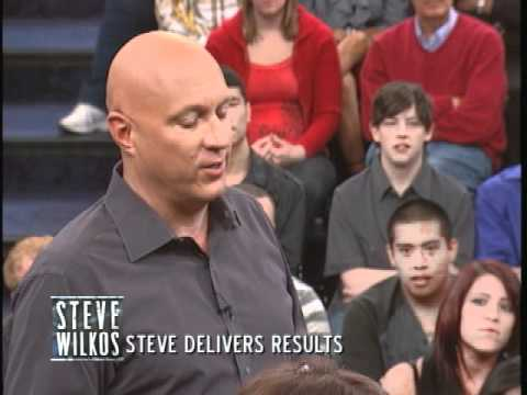 Steve Delivers Results (The Steve Wilkos Show)