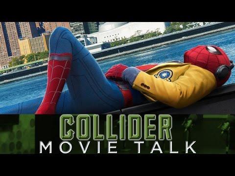 New Spider-Man: Homecoming Trailer - Collider Movie Talk