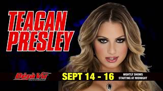 Teagan Presley Returns to Deja Vu Showgirls Nashville