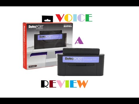 Voice a Review: Episode 7 - RetroPort NES Adapter