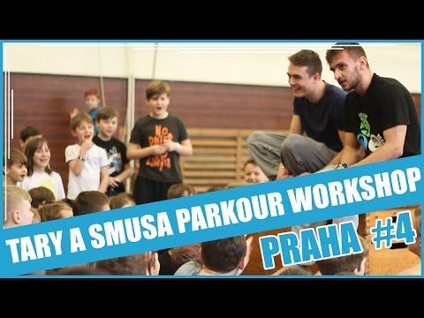 TARY A SMUSA PARKOUR WORKSHOP EP. 2 | PRAHA #4
