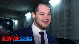 What does Baron Corbin claim to know about The Miz?: Exclusive, Nov. 19, 2017