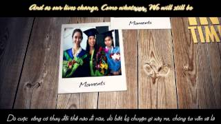 [Vietsub+Kara] XNK15K Graduation (Friends Forever) - Vitamin C