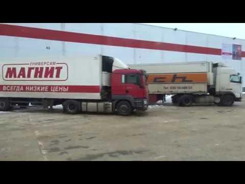Тула - Мурманск Дальнобой| Николай Truck ов Магнит