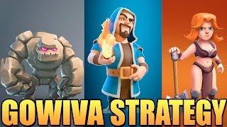 """Town Hall 8 (Th8) ATTACK STRATEGY """"GOWIVA"""" 