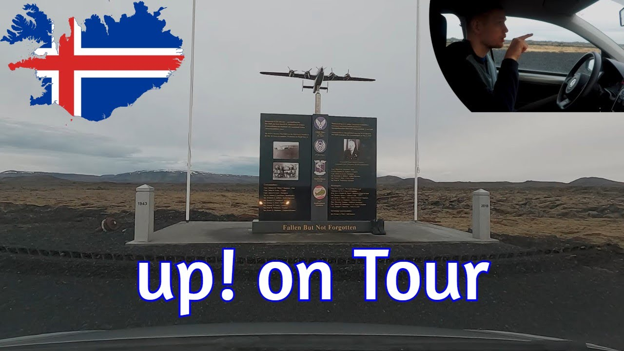 Icelandic up! Tour: Grindavik to Njardvik/Keflavik 🇮🇸