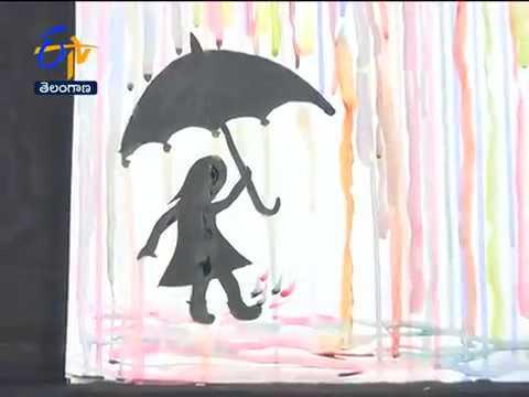 e29d69111 Watch Baby Enjoy in Rain | Chitrakala | Sakhi | 3rd October 2017 | ETV  Telangana -03/10/2017