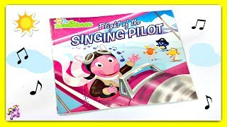 "THE BACKYARDIGANS ""FLIGHT OF THE SINGING PILOT"" - Read Aloud 