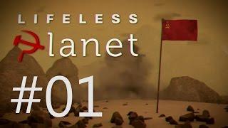 Lifeless Planet #01: Der Wüstenplanet! (Let