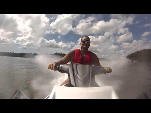 2016 Yamaha FX and FZS cruising Botany Bay