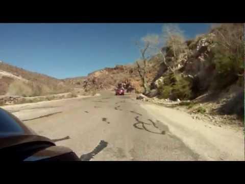 Route 66: Oatman, AZ to Kingman, AZ