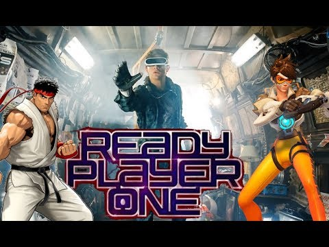 Ready Player One Trailer Reaction and Easter Egg Breakdown