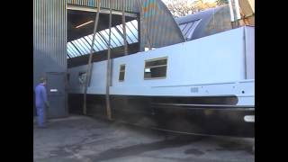 Narrowboat Build And Launch