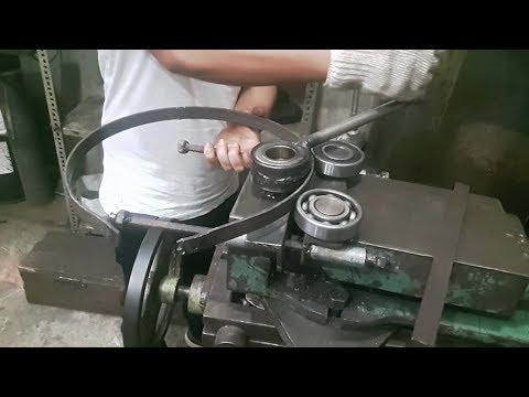 Metal ring maker DIY