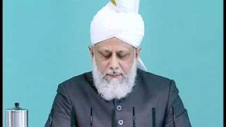 Bengali Friday Sermon 28.05.2010 Part 4 Phenomenon of satanic forces and God's chosen people