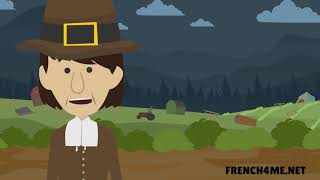 Learn French phrases during Thanksiving # 40 min