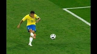Brazil 1-1 switzerland | coutinho wonder goal