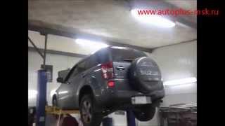 видео Тюнинг выхлопной системы Suzuki