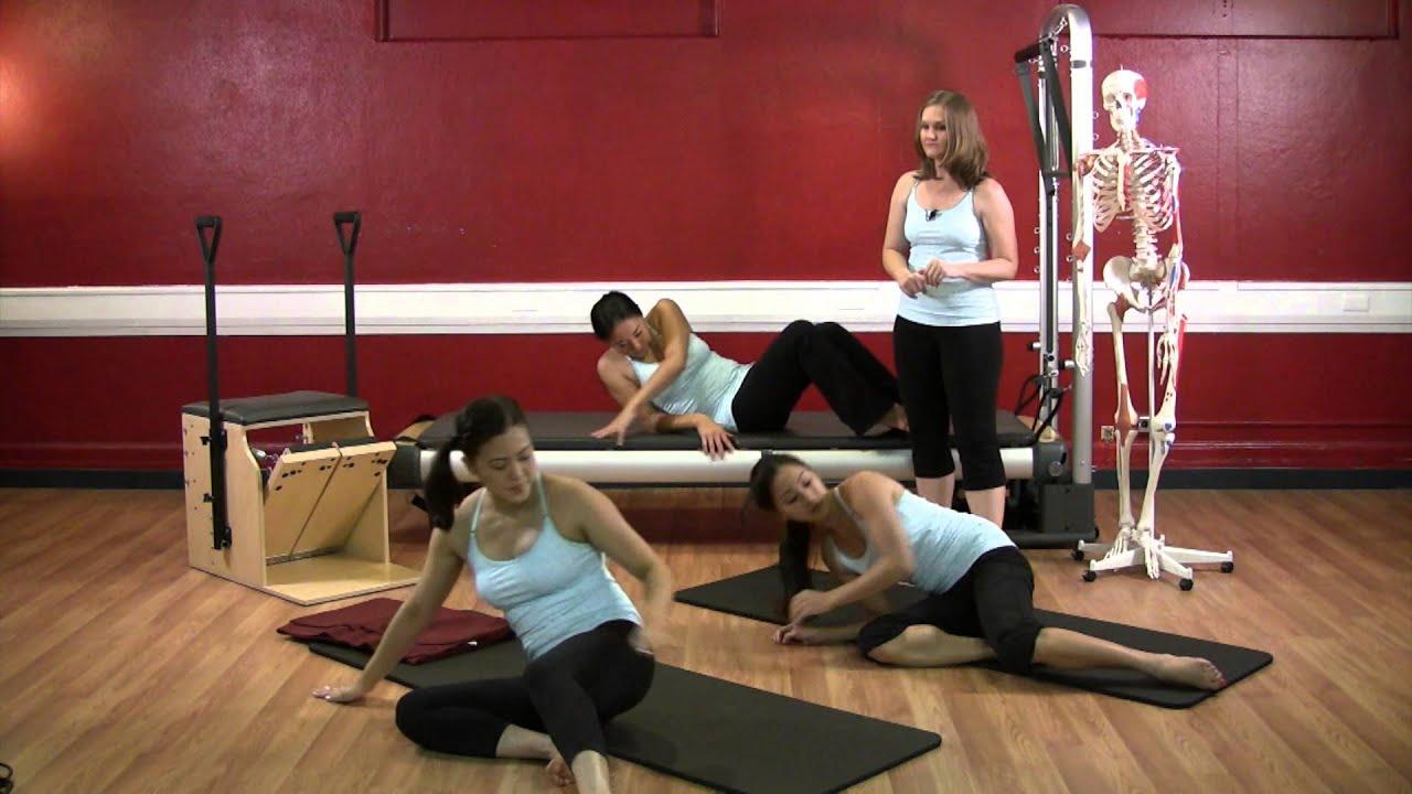 Upside-Down Pilates - Beg. Abs Pt. 2: Anatomy of Abdominals ...