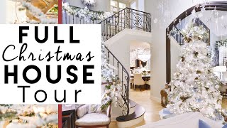 Christmas Decorations I Christmas Home Tour | Day 23 of 25 Days of Christmas