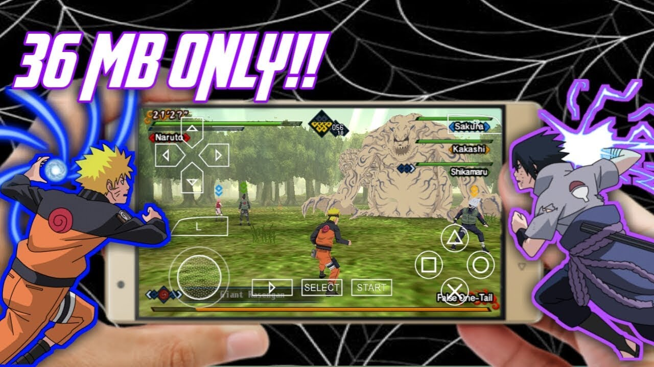 how to download Naruto game in android - YouTube