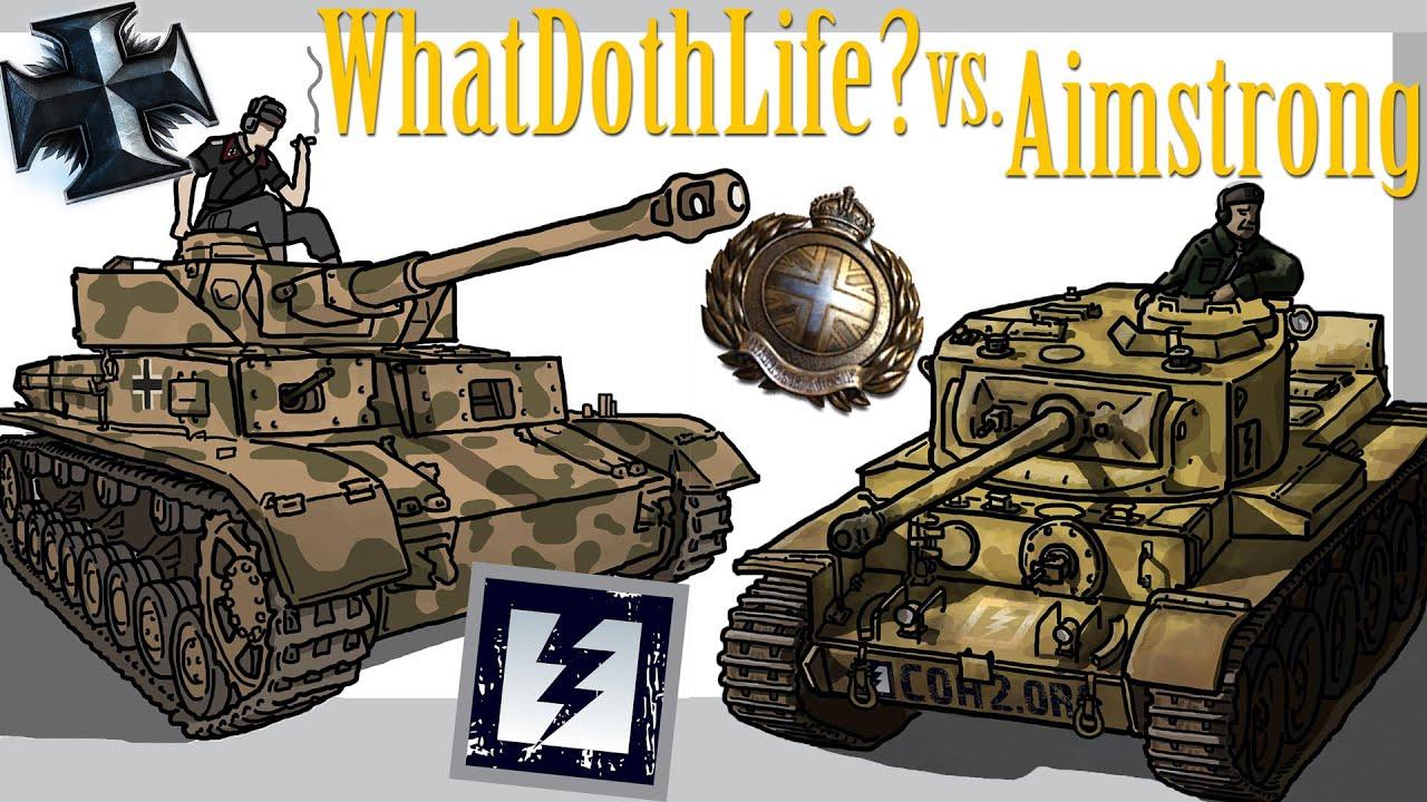 Coh2 british forces cracker