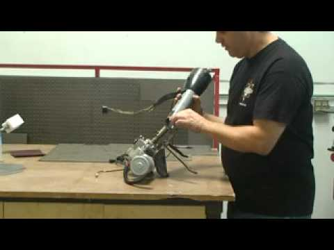Anvil Mustang (from Fast 6) Video #4 - Electric Power Steering