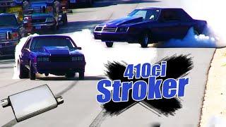 EXHAUST - Stroked '82 Fox Mustang - Early Eighties Fun Machine!