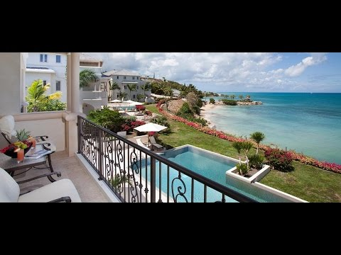 Blue Waters - Leading Resort & Spa in Antigua Barbuda