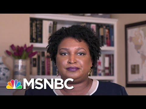Stacey Abrams On Fighting Voter Suppression And Election Interference | The Last Word | MSNBC