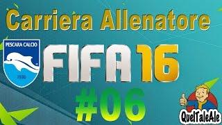 Fifa 16 - PS4 Gameplay ITA - Allenatore #06 - Alti e bassi