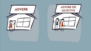 Adverbs & Their Modifiers