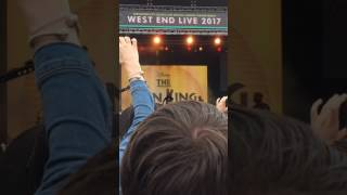 West End Live 2017 The Lion King