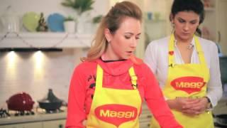 #MAGGI_callinge и рецепт ФИТНЕС-шаурмы