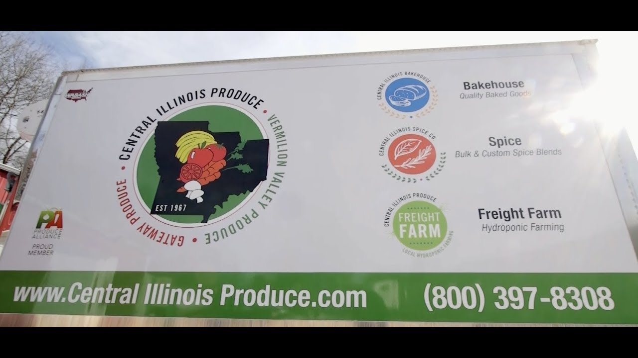 Central Illinois Produce